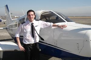 Jonas Haelvoet Commercieel piloot 2007