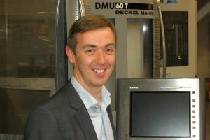 Dirk Moens Zaakvoerder Matrijzenbouw Moens 1992